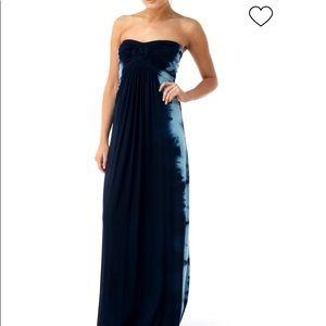 ❤️... Sky Tie-dye Dress